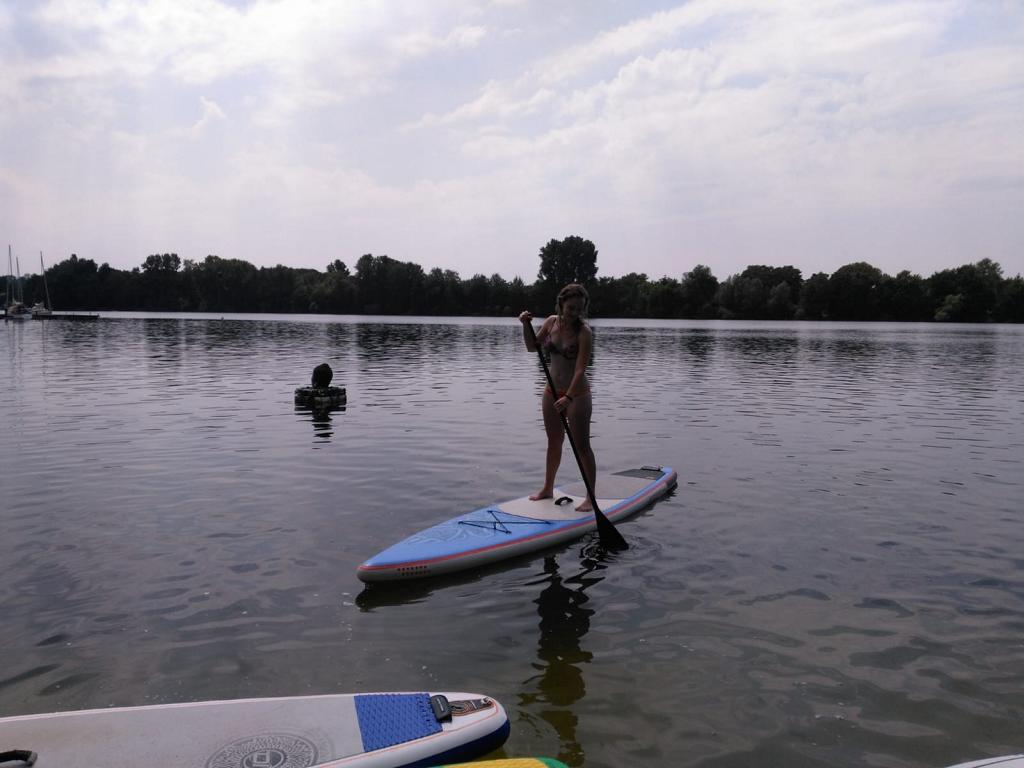 Stand Up Paddling Duisburg