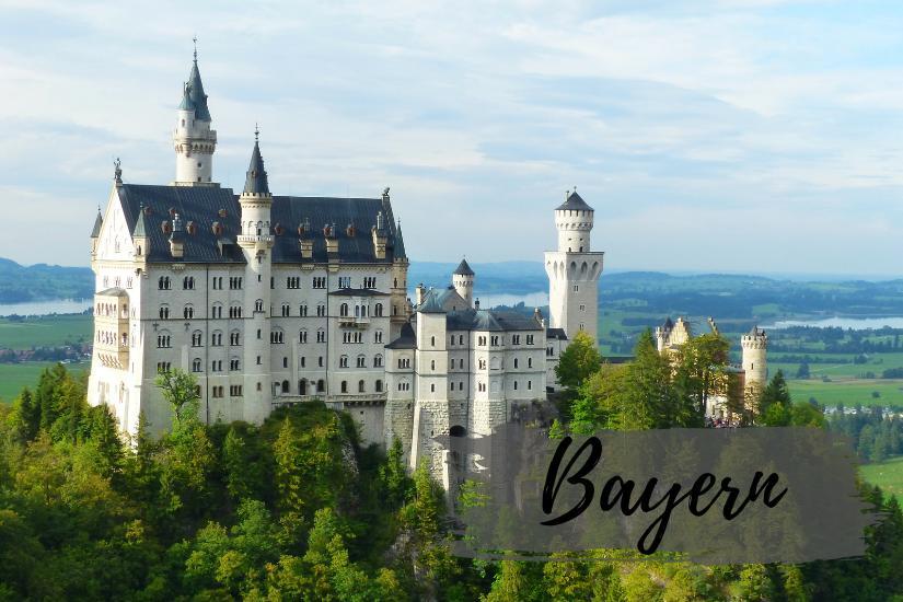 Bayern Bucket List